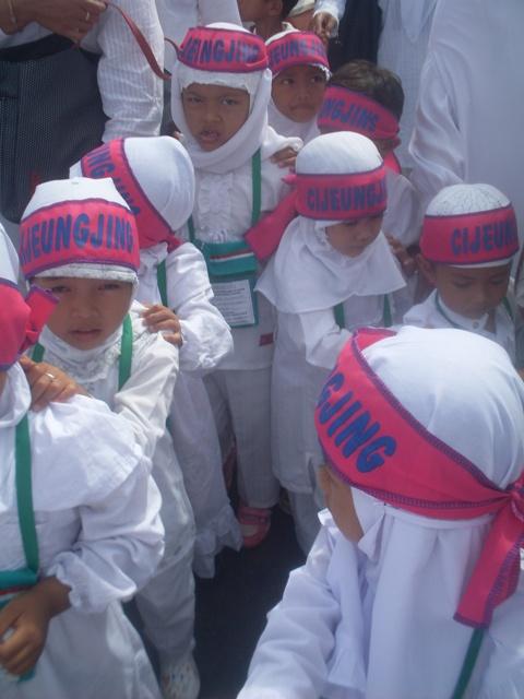 anak-anak TPA Al-Istakhariyyah
